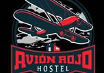 Hôtel Chili - Avion Rojo Hostel-2