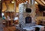 Hôtel Churchill - Lazy Bear Lodge-4