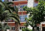Location vacances Podstrana - Twin Room Podstrana 10301c-2