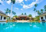 Location vacances Ko Samui - 3 Bedroom Pure Luxury Lipa Noi-1