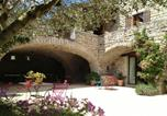 Hôtel Saint-Maurice-d'Ibie - Chambres d'hôtes de Charme La Bastide Du Vigneron-2