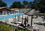Camping Biganos - Flower Camping La Canadienne-2