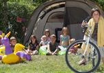 Camping avec Site nature Brousses-et-Villaret - Camping Saint Pierre de Rousieux-4