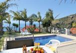 Location vacances Ponta Do Sol - In the countryside Close the Sea, Heated Pool-1