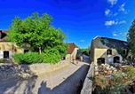 Camping avec Quartiers VIP / Premium Lot - Castel Domaine de La Paille Basse-4