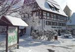 Hôtel Winterlingen - Hotel zum Kreuz-3