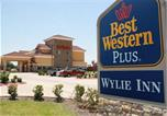 Hôtel Greenville - Best Western Plus Wylie Inn-1