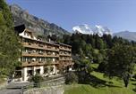 Hôtel Lauterbrunnen - Hotel Alpenrose Wengen-3