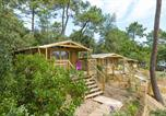 Camping avec WIFI Vendays-Montalivet - Flower Camping des Pins-1