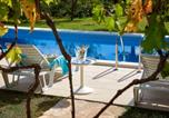 Location vacances Solin - Luxury apartment with private pool Queen Helena-4