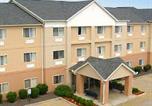 Hôtel Collinsville - Fairfield Inn Saint Louis Collinsville-2