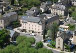 Hôtel Le Rozier - Azureva La Malene Gorges du Tarn-2