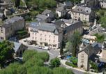 Hôtel Meyrueis - Azureva La Malene Gorges du Tarn-2