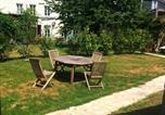 Location vacances Boissay - Studio Malatiré Vue Sur Jardin-2