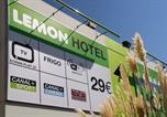 Hôtel Meaux - Lemon Hotel Penchard - Marne-La-Vallée-4