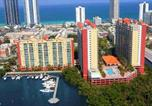 Location vacances North Miami Beach - Oceanview Apartment-1