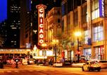 Location vacances Chicago - Millennium Park Two-Bedroom Apartment 3rd Floor Unit 7-2
