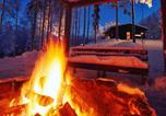 Location vacances Pello - Lapland Riverside Cabin-3