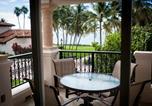 Location vacances Key Biscayne - Two Bedroom Seaside Villa 15122-1