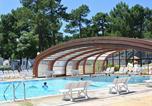Camping La Tremblade - Immobilhome sur Camping à Ronce Les Bains-1