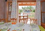 Location vacances Lloseta - Holiday Home Lloseta with Fireplace X-3