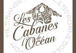 Location vacances Azur - Les cabanes de l'ocean-4