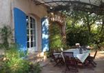 Location vacances Mouans-Sartoux - Pool Villa Mouans-Sartoux-2