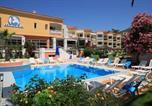 Hôtel Βαθύ - Samian Blue Seaside Hotel-3