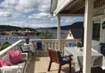 Location vacances Malvik - Three-Bedroom Holiday home Råkvåg with Sea View 07-2