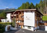 Location vacances Sölden - Apartment Alpin.1-2