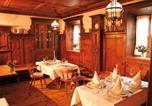 Hôtel Bad Steben - Hotel Gutshof Culmitzhammer-4