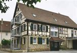 Location vacances Creglingen - Moserhof-Apartments-1