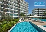 Location vacances Sam Roi Yot - The Sea Condominium at Sam Roi Yod-2