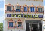 Hôtel Chittaurgarh - Heritage Hotel