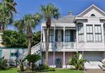 Location vacances Galveston - Casa Rosa East-1