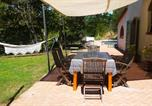 Location vacances Casciana Terme - Le Mandrie - Country house in the Pisan hills (6 persons)-4