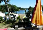 Camping avec Ambiance club Salles-Curan - Camping Soleil Levant-3