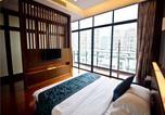 Location vacances Qingyuan - Guangzhou Conghua Ming Yue Royal Villa-4