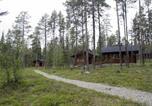 Location vacances Muonio - Hotel Jeris Log Cabins-1