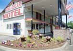 Hôtel Chehalis - King Oscar Motel Centralia-3