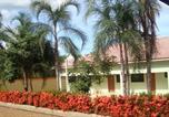 Hôtel Araçatuba - Hotel e Restaurante Villa Cedros-4