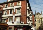 Hôtel Le Mesnil-Durand - Hôtel Albatros-1