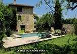 Location vacances Cabrières-d'Avignon - Chene-Vert-1