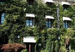 Hôtel Rochefort-en-Terre - Le Bretagne et sa Résidence-4