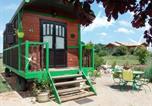 Location vacances Plieux - Roulotte Toscane-3