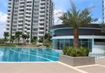 Location vacances Putrajaya - Zhafira Apartment-4