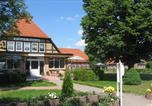 Hôtel Gutow - Im Wiesengrund-1