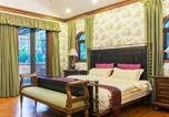 Location vacances Qingyuan - Guangzhou Qianyuan Meilin Lake Villa-4
