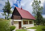 Location vacances Ravna Gora - Kuća za odmor Polane-1