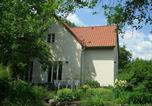Location vacances Ahrensfelde - Holiday home Jahnstrasse J-3